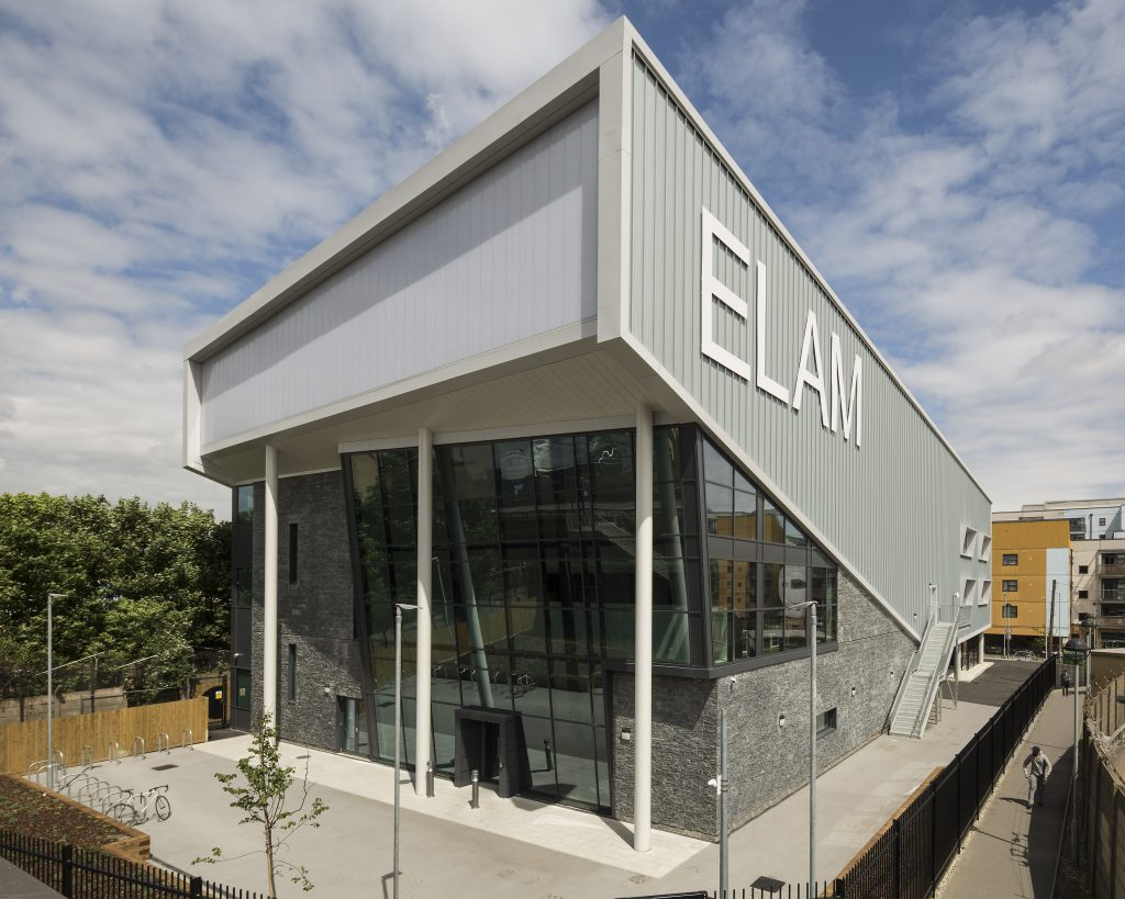 ELAM highly commended at SPACES awards