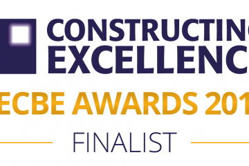 Constructing Excellence Awards Finalist
