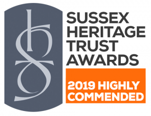 Sussex Heritage Awards Highly Commended