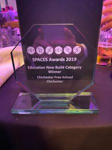 SPACES Award