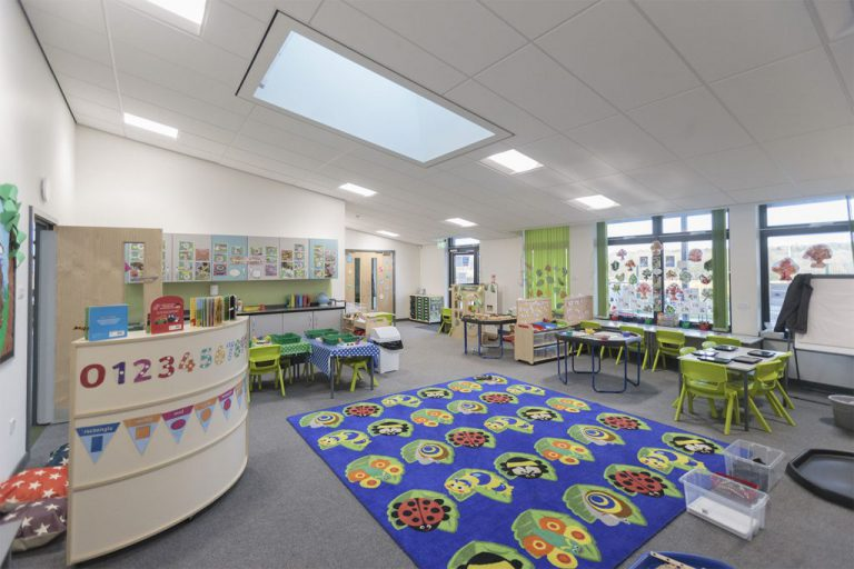 Kilnwood Vale Primary Officially Opens
