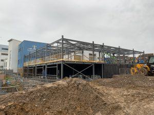 Seahaven Academy Construction Progress