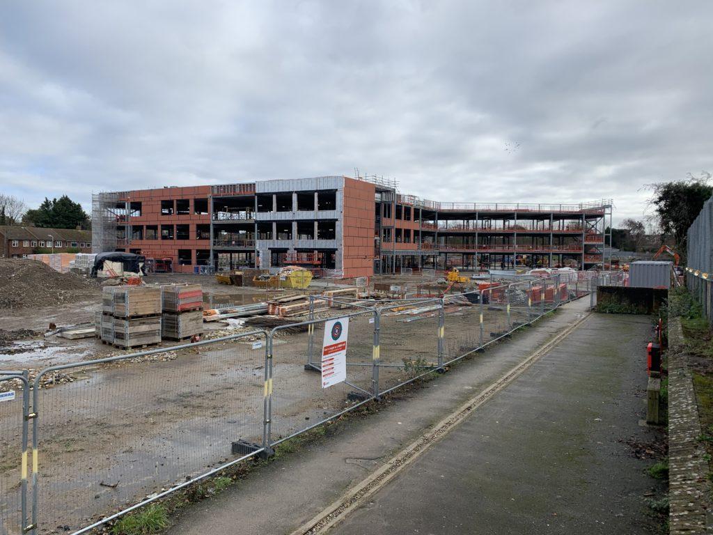 Barton Court Construction Update