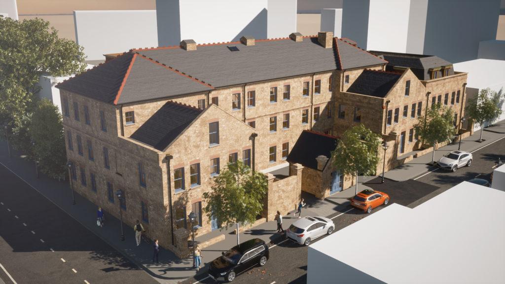 £25.6m Kensington & Chelsea Housing Schemes