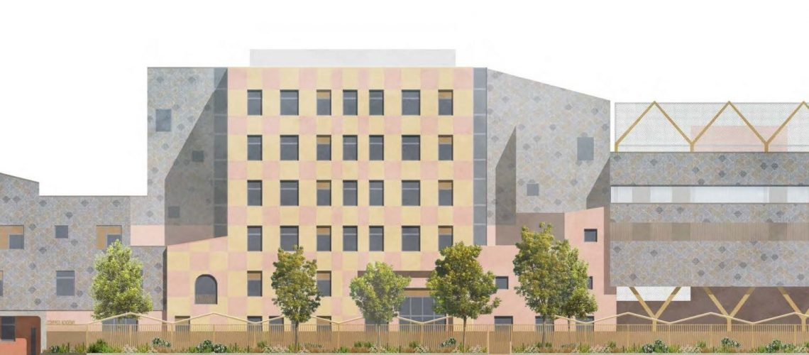 Noviun appointed on Compass School Southwark